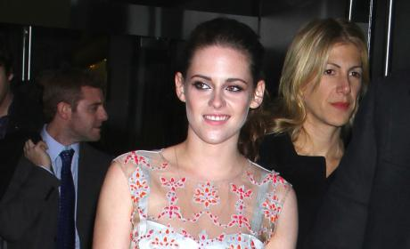 What do you think of Kristen Stewart's On the Road outfit?