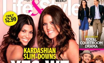 Khloe and Kourtney Kardashian: They Did It!!!