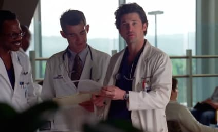 Grey's Anatomy Pays Tribute to Derek Shepherd: Watch the Moving Video