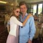 Conrad Hilton Poses With Sister, Paris