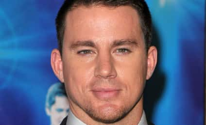 Channing Tatum: Open to Fifty Shades of Grey Role! Sort Of!