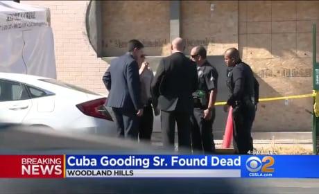 Cuba Gooding Dead