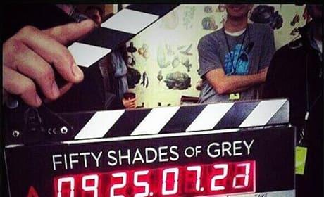 50 Shades of Grey Underway