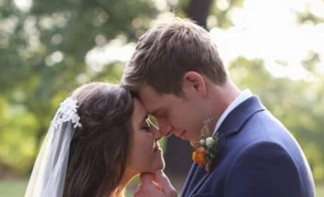 Joy-Anna Duggar Wedding Photos: Check Out Mrs. Forsyth's Big Day!