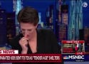 Rachel Maddow Cries, Can't Finish Report on Immigrant Kids