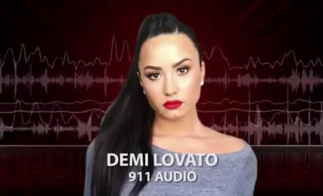 """Demi Lovato 911 Call Features Request for """"No Sirens"""""""