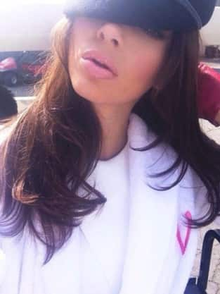 Kendall Jenner on Instagram