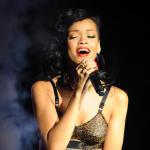 Rihanna 777 Tour Pic
