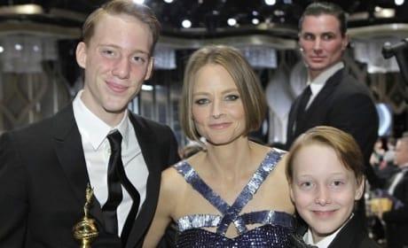 Jodie Foster, Sons