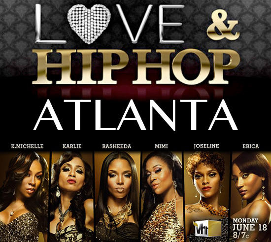 Love & Hip Hop Atlanta Promo Pic