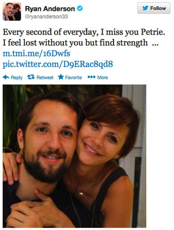 Ryan Anderson, Gia Allemand