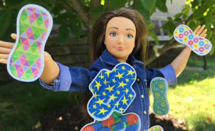 Normal Barbie is Now Prepared to Get Her Period