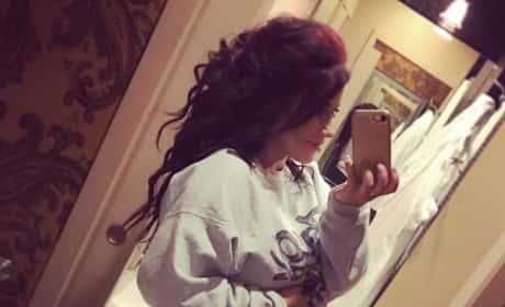 Chelsea Houska: Pregnant on Instagram