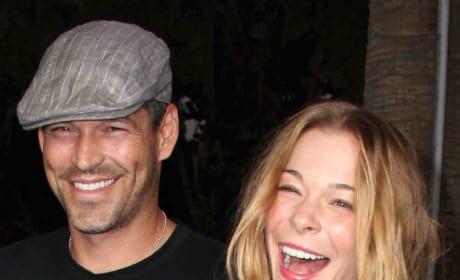 Le Ann and Eddie