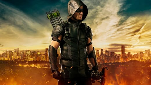 Arrow Season 4 Photo