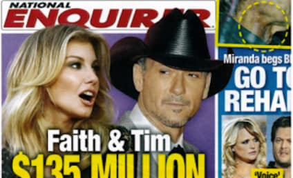 Faith Hill Divorce: Singer to Split From Tim McGraw?