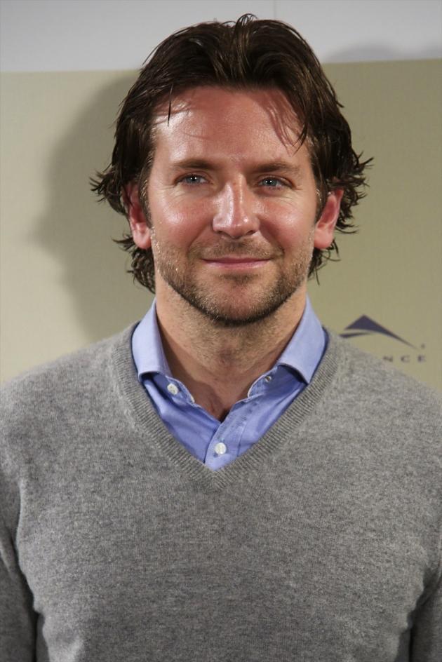 Bradley Cooper at Press Event