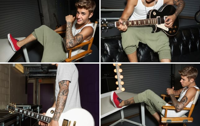 Justin bieber adidas picture