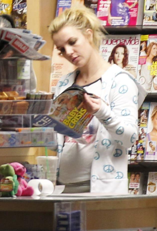 It's Britney Spears, OK!