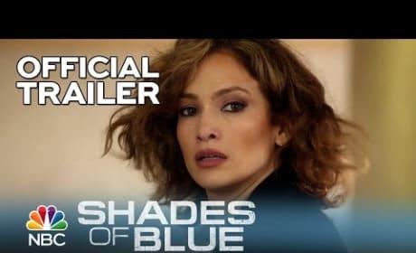 Jennifer Lopez: 'Shades of Blue' Promo