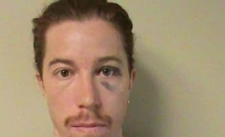 Shaun White Mug Shot