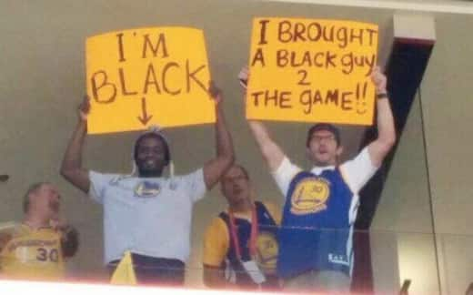 Awesome Warriors Fans