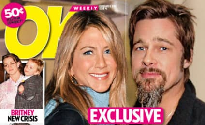 Brad Pitt and Jennifer Aniston: Back Together (Tabloids Unanimously Declare)!