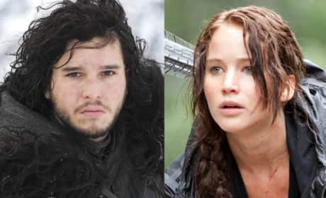 The Hunger Game of Thrones: Jon Snow Must Die!