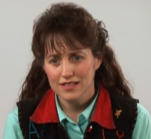 Michelle Duggar (Young)