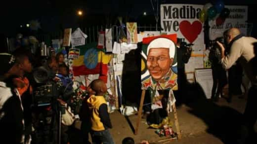 Mandela Tributes