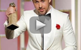Ryan Gosling Gushes Over Eva Mendes at Golden Globes