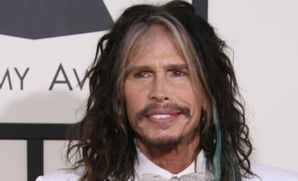 Steven Tyler Mustache Disrupts the Grammys, Stirs Viral Debate