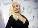 "Christina Aguilera: Drunk ""Mess"" at Seth MacFarlane's Party"
