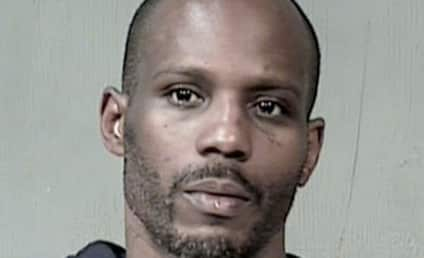 DMX: Arrested, Charged With DUI