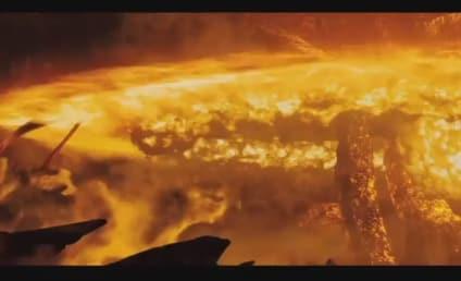 New Green Lantern Trailer: First, Epic Look!