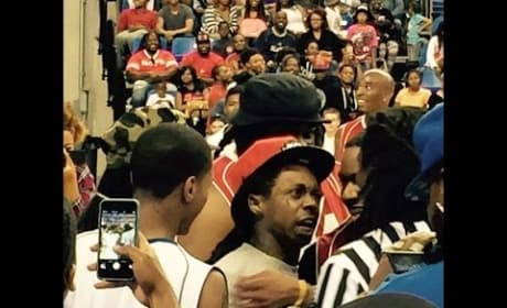 Lil Wayne Attacks Referee