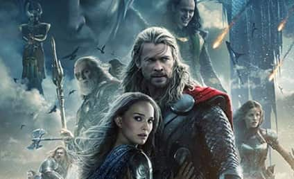 Thor: The Dark World Poster Brings Everyone To the Party