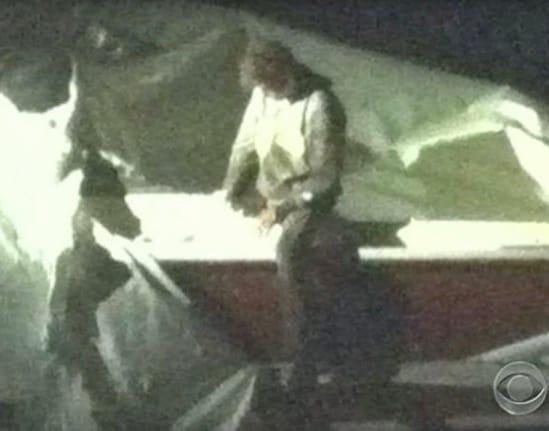 Boston Suspect Boat