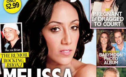 Tabloid: Melissa Gorga Cheated on Husband!!!