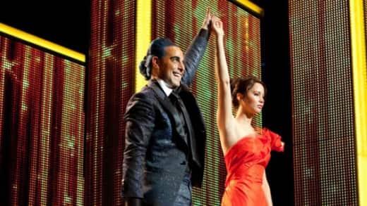 Caesar and Katniss