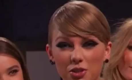 Taylor Swift Farts on Camera, Internet Loses Its Mind