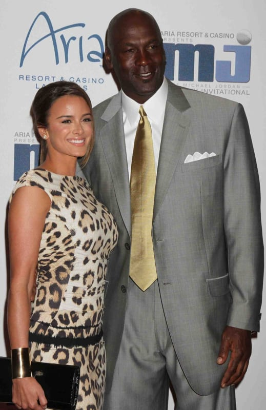 Yvette Prieto His Airness New Wife The Hollywood Gossip
