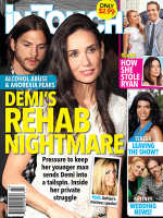 Demi Moore Tabloid Cover