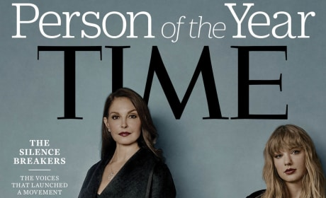 "Time Person of the Year: Who are the ""Silence Breakers?"""
