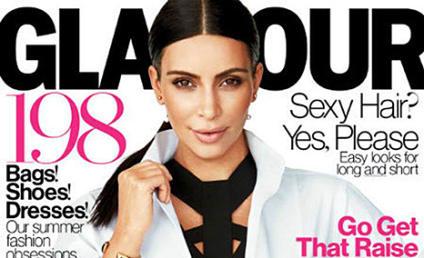 Kim Kardashian Konfirms Pregnancy in New Magazine Interview