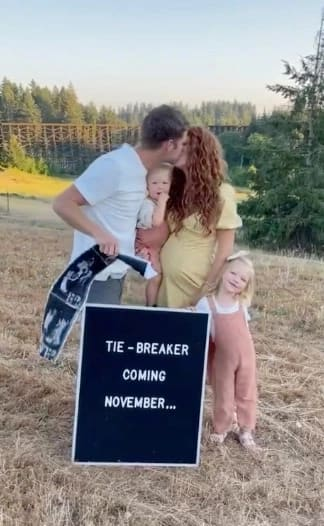 Audrey and Jeremy Roloff Pregnancy Reveal