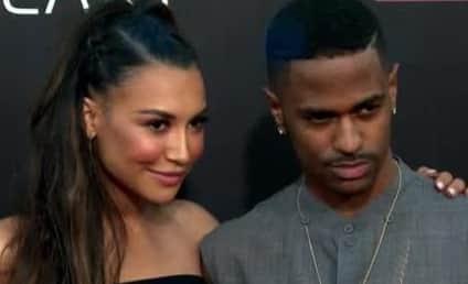 Naya Rivera Accuses Big Sean of Rolex Theft