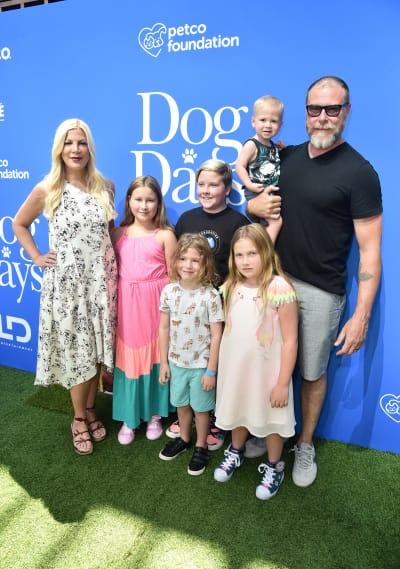 Dean McDermott and Family