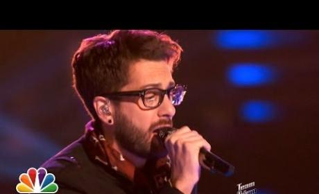 """Will Champlin: """"Demons"""" - The Voice"""