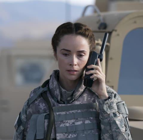Abigail Spencer as Megan Hunt